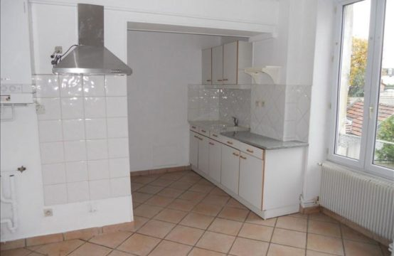 APPARTEMENT ANCIEN 88 m2